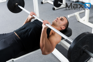 triceps close grip bench